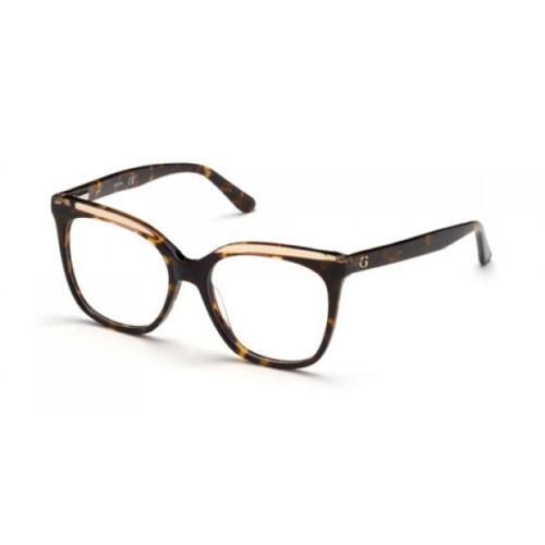 Ottico-Roggero-Occhiale-vista-Guess-gu-2722-tartaruga