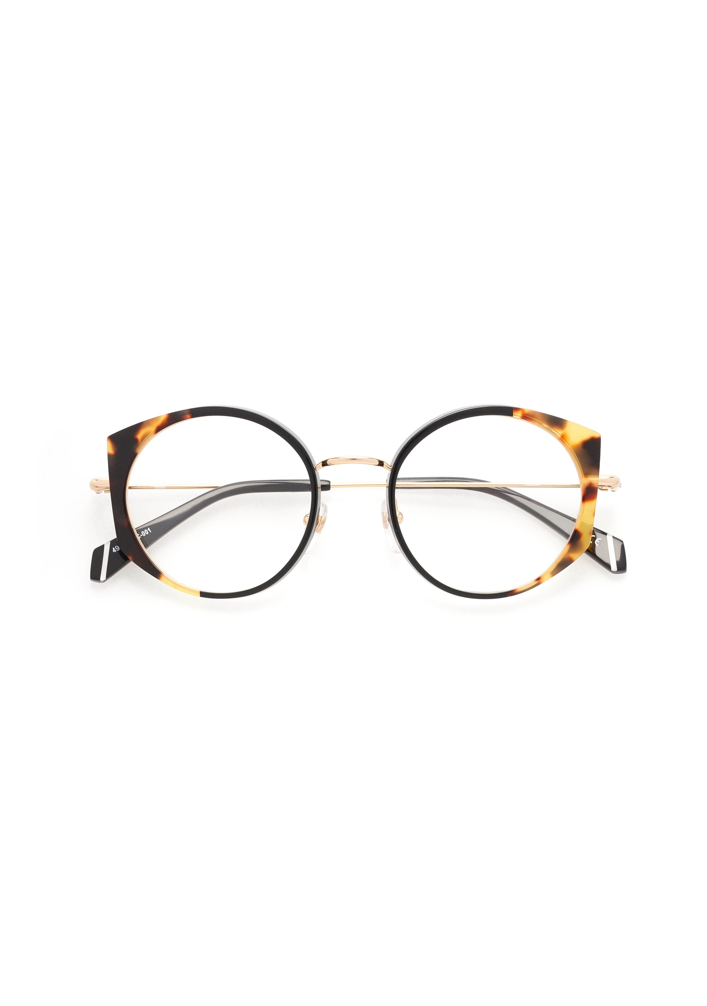 Ottico-Roggero-occhiale-da-vista-Kaleos-Thrombey-nero