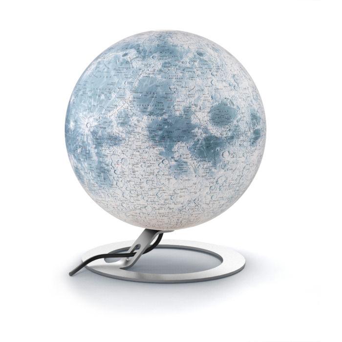 Ottico Roggero mappamondo tecnodidattica NG luna