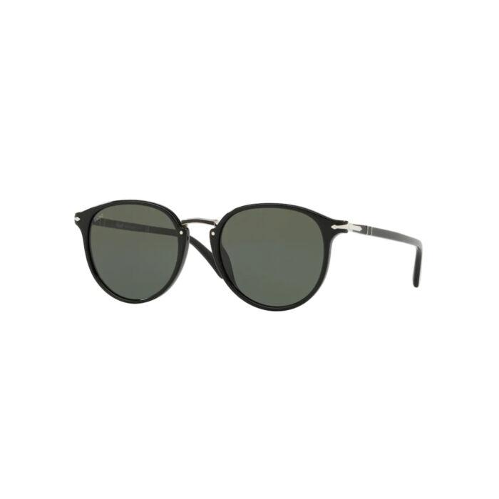 Ottico Roggero occhiale sole Persol-3210s-sole black