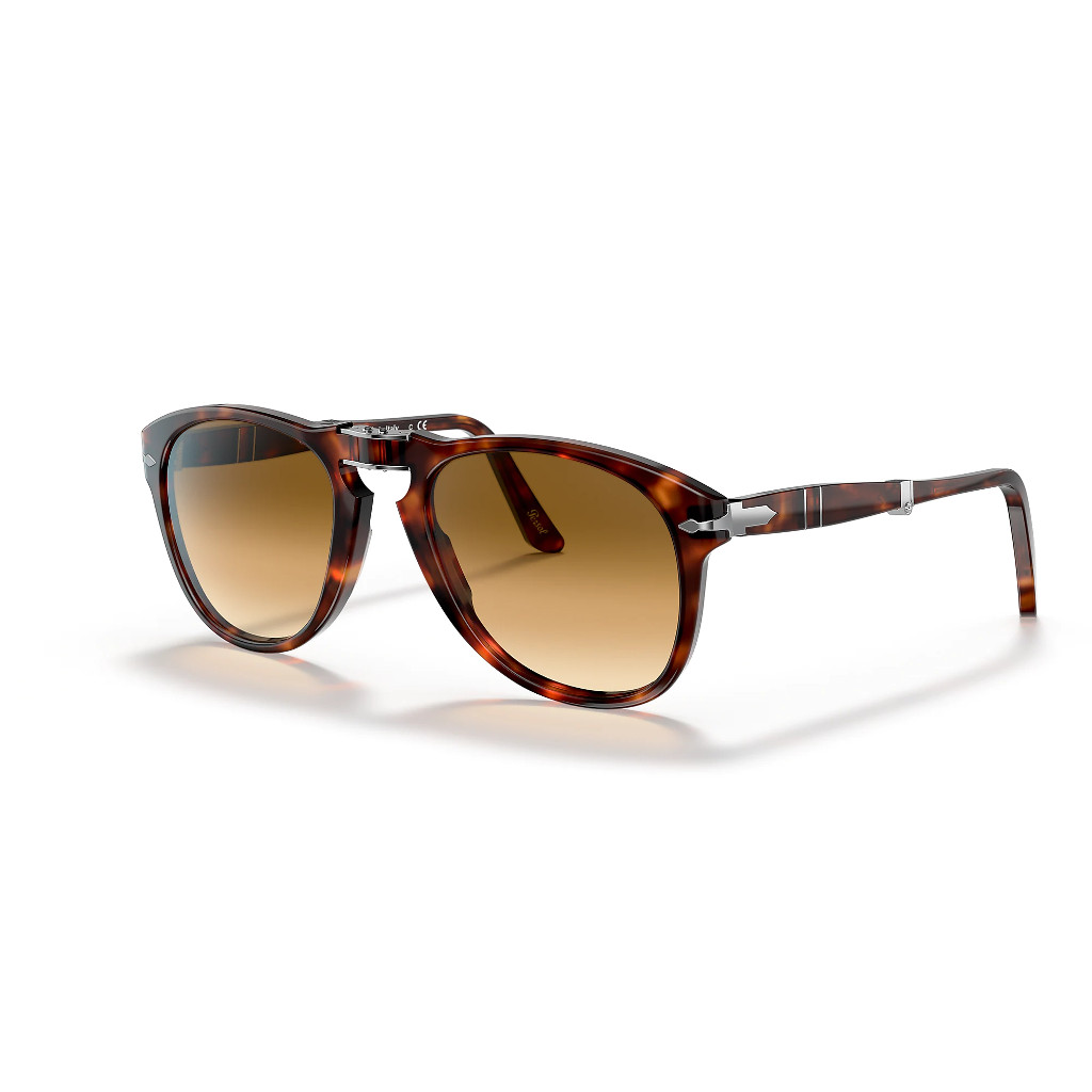 Ottico-Roggero-occhiale-sole-Persol-PO714S-tarta-brown-folding