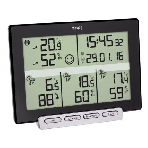 Ottico Roggero termometro TFA Multi-sense 30305701