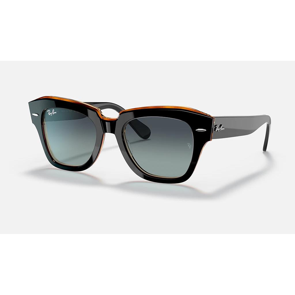 Ottico-Roggero-occhiale-sole-Ray-ban-RB2186-black-