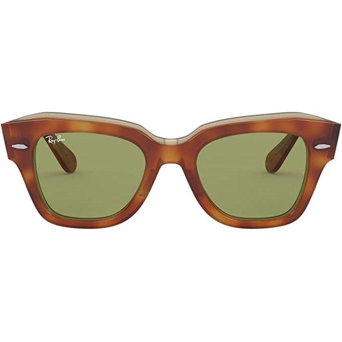 Ottico-Roggero-occhiale-sole-Ray-ban-rb2186-tarta-chiaro.