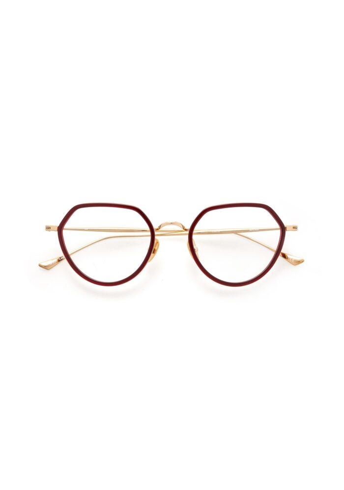 Ottico-Roggero-occhiale-da-vista-Kaleos-archer-bordeaux