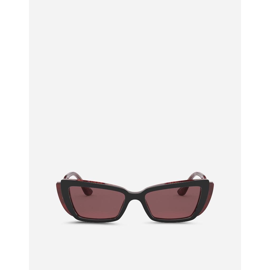 OtticoOttico-Roggero-occhiale-sole-Dolce-and-Gabbana-DG4382-nero-e-rosso-Roggero-occhiale-sole-Dolce-and-Gabbana-DG4382-black