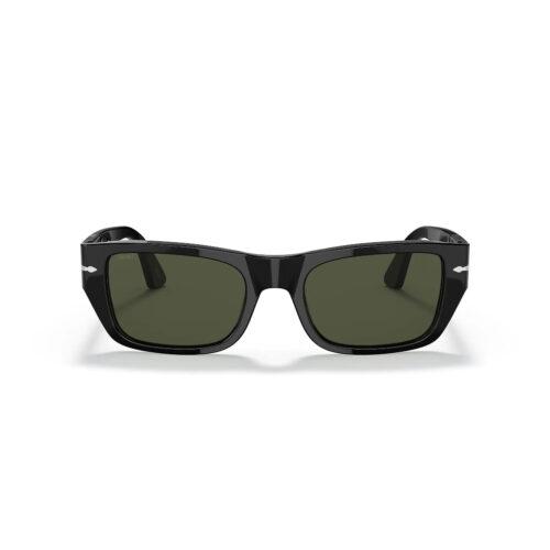 Ottico-Roggero-occhiale-sole-Persol-PO3268-black-front