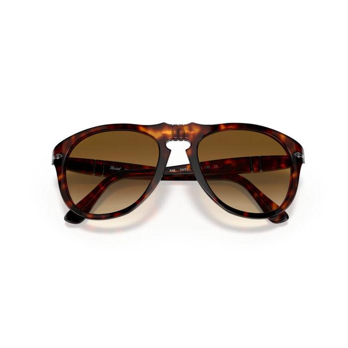 Ottico-Roggero-occhiale-sole-Persol-PO649S-tarta-brown