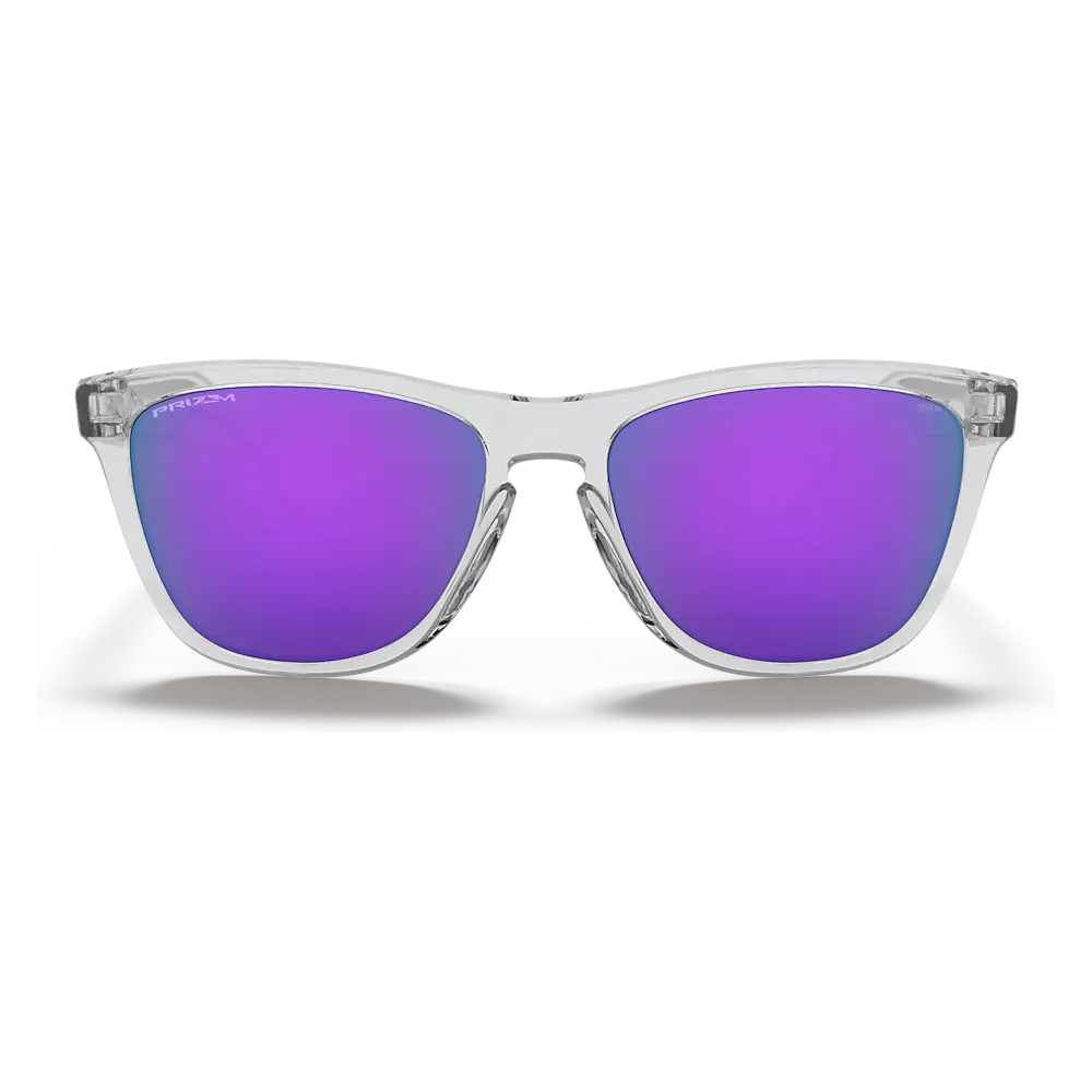 Ottico-Roggero-occhiale-da-sole-Oakley-OO9013-Frog-Skin-lente-violet-front