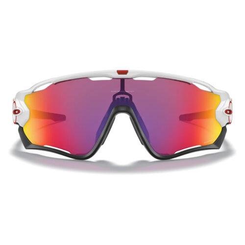 Ottico-Roggero-occhiale-da-sole-Oakley-OO9290-Jawbreak-b-W-prizm-red-fron