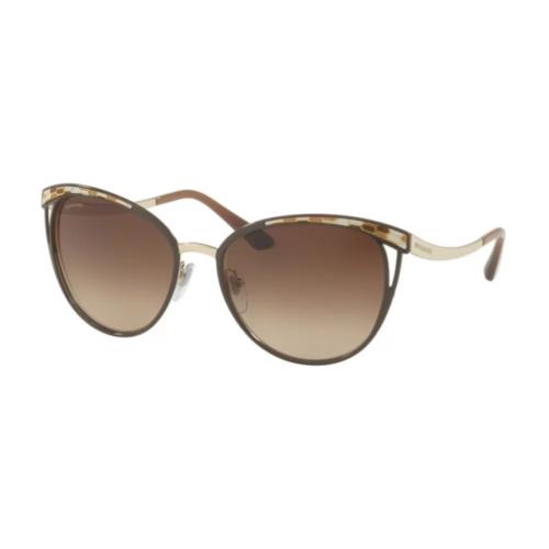 Ottico-Roggero-occhiale-sole-Bulgari-BV6083-brown