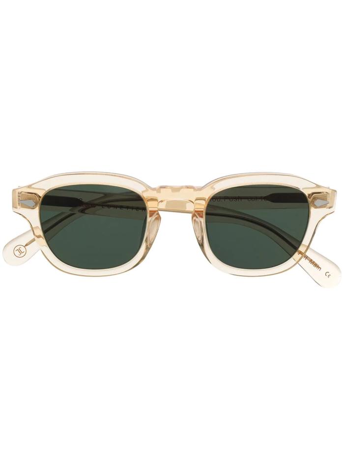 Ottico-Roggero-occhiale-sole-Lesca-Posh-ambra