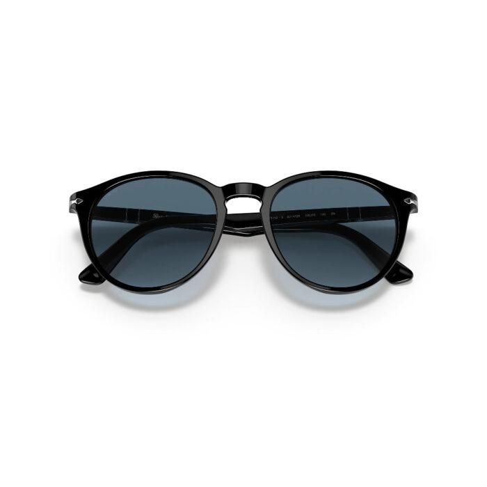 Ottico-Roggero-occhiale-sole-Persol-PO3152-black-front