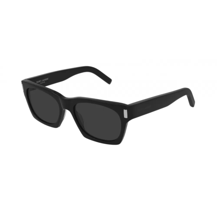 Ottico-Roggero-occhiale-sole-Saint-Laurent-SL402-black