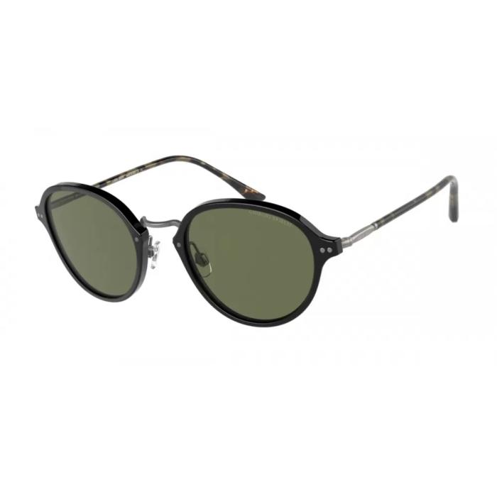 Ottico-Roggero-occhiale-sole-giorgio-armani-ar-8139-black