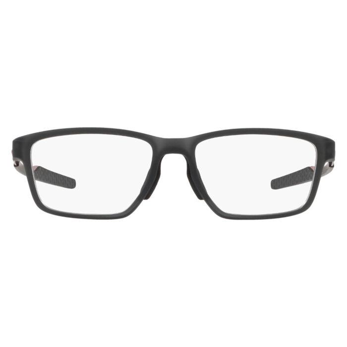 Ottico-Roggero-occhiale-vista-Oakley-OX8153-metalink_satin-grey-front.