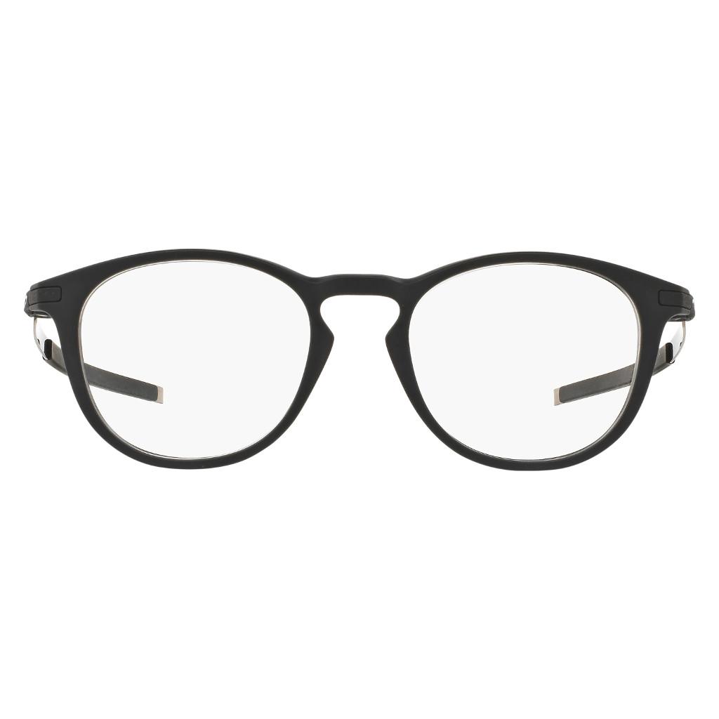 Ottico-Roggero-occhiale-vista-Oakley-pitchman-r_satin-black-front