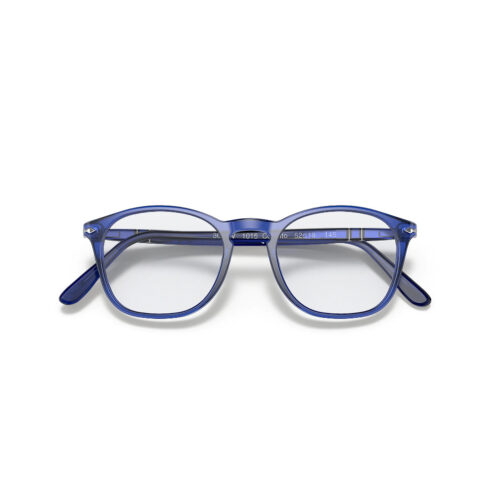 Ottico-Roggero-occhiale-vista-Persol-PO3007-blu-front