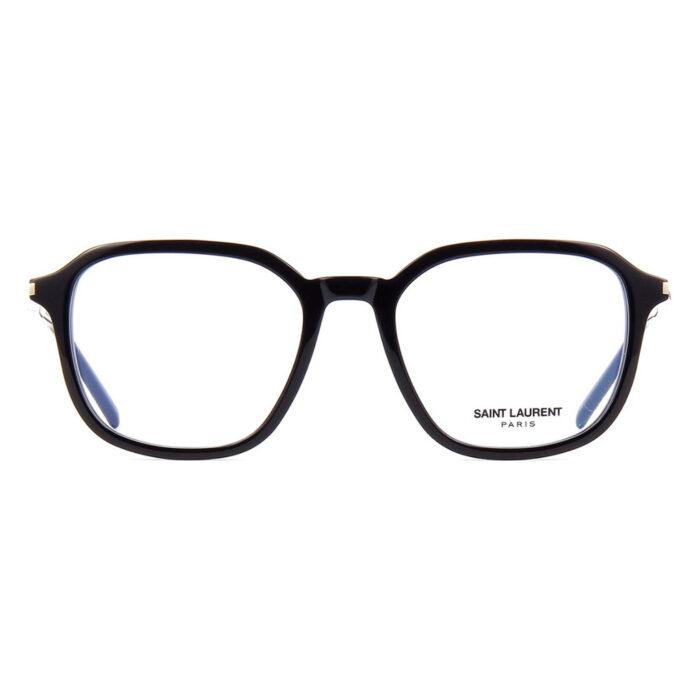 Ottico-Roggero-occhiale-vista-saint-laurent-sl-387-001-black-front