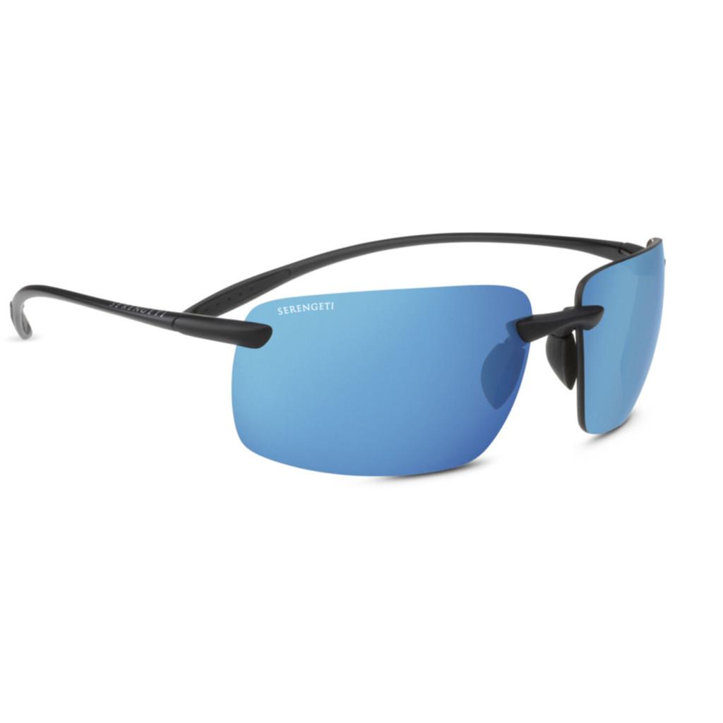 Ottico-Roggero-occhiale-sole-Serengeti-Silio_Matte-Black-PhD-2.0-Polarized-555nm-Blue-Cat-2-to-3-01