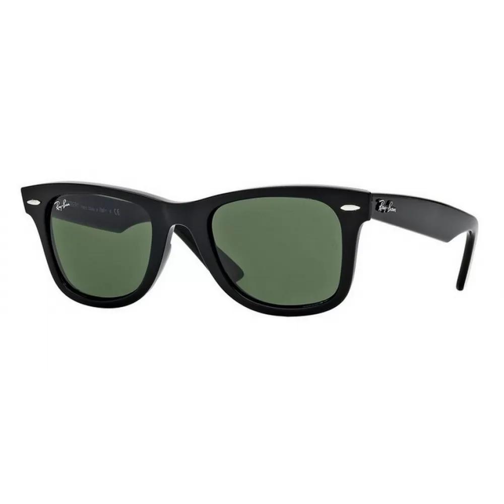 Ottico-Roggero-occhiale-sole-ray-ban-rb-2140-902-wayfarer-original-nero
