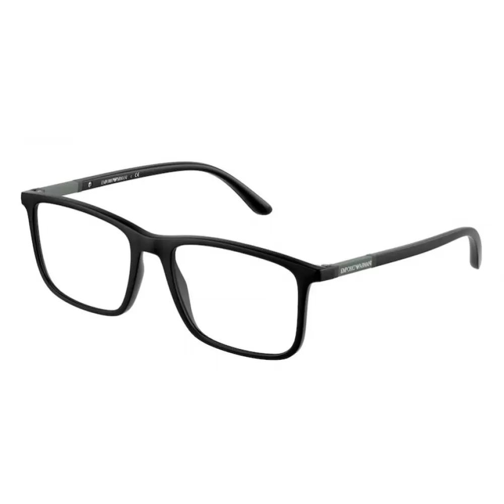 Ottico-Roggero-occhiale-vista-emporio-armani-ea-3181-5042-matte-black