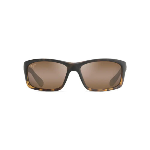 Ottico-Roggero-occhiale-sole-Maui-Jim-MJ766-brown-front