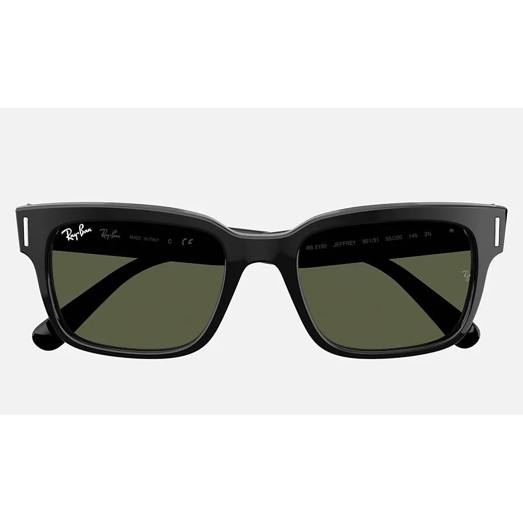 Ottico-Roggero-occhiale-sole-Ray-ban-Rb2190-black