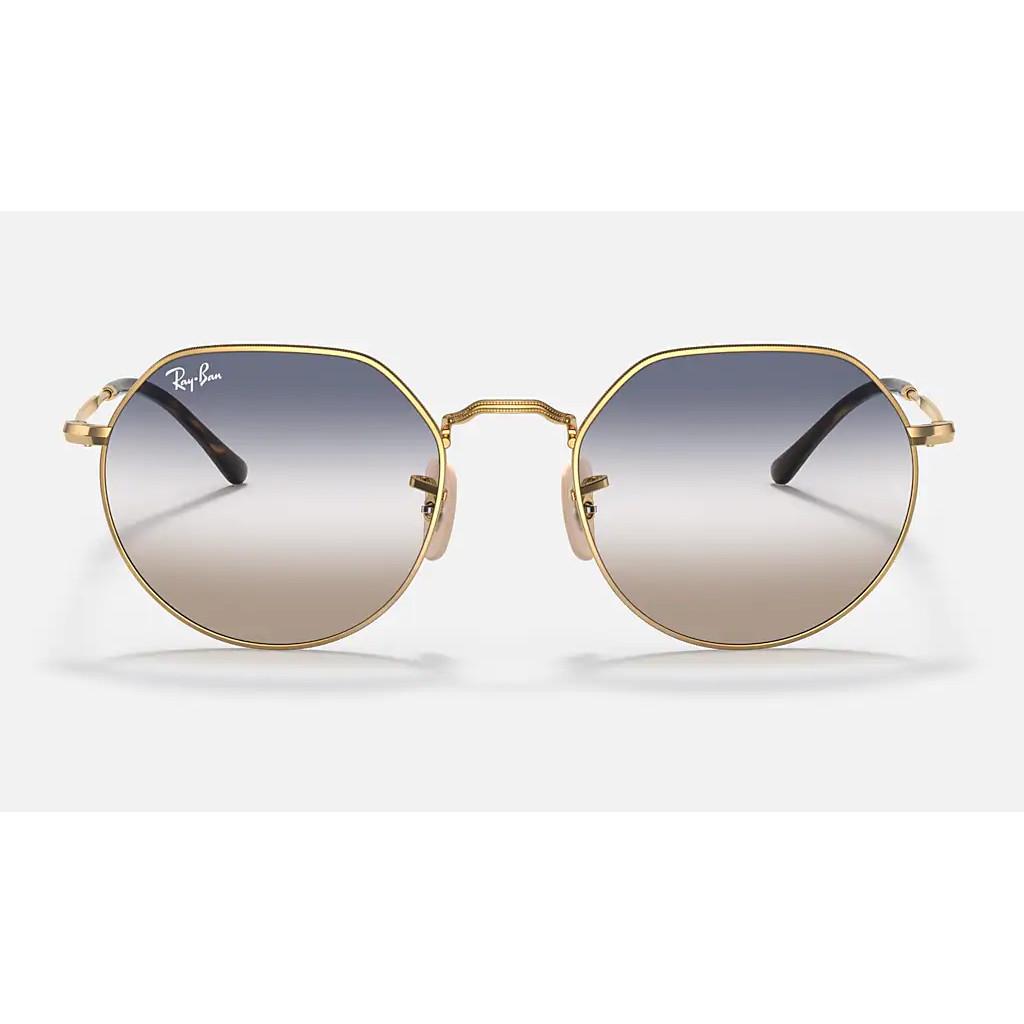Ottico-Roggero-occhiale-sole-Ray-ban-Rb3565-Jack-lenti-clear-front