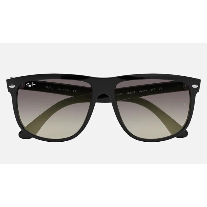 Ottico-Roggero-occhiale-sole-Ray-ban-Rb4147-black