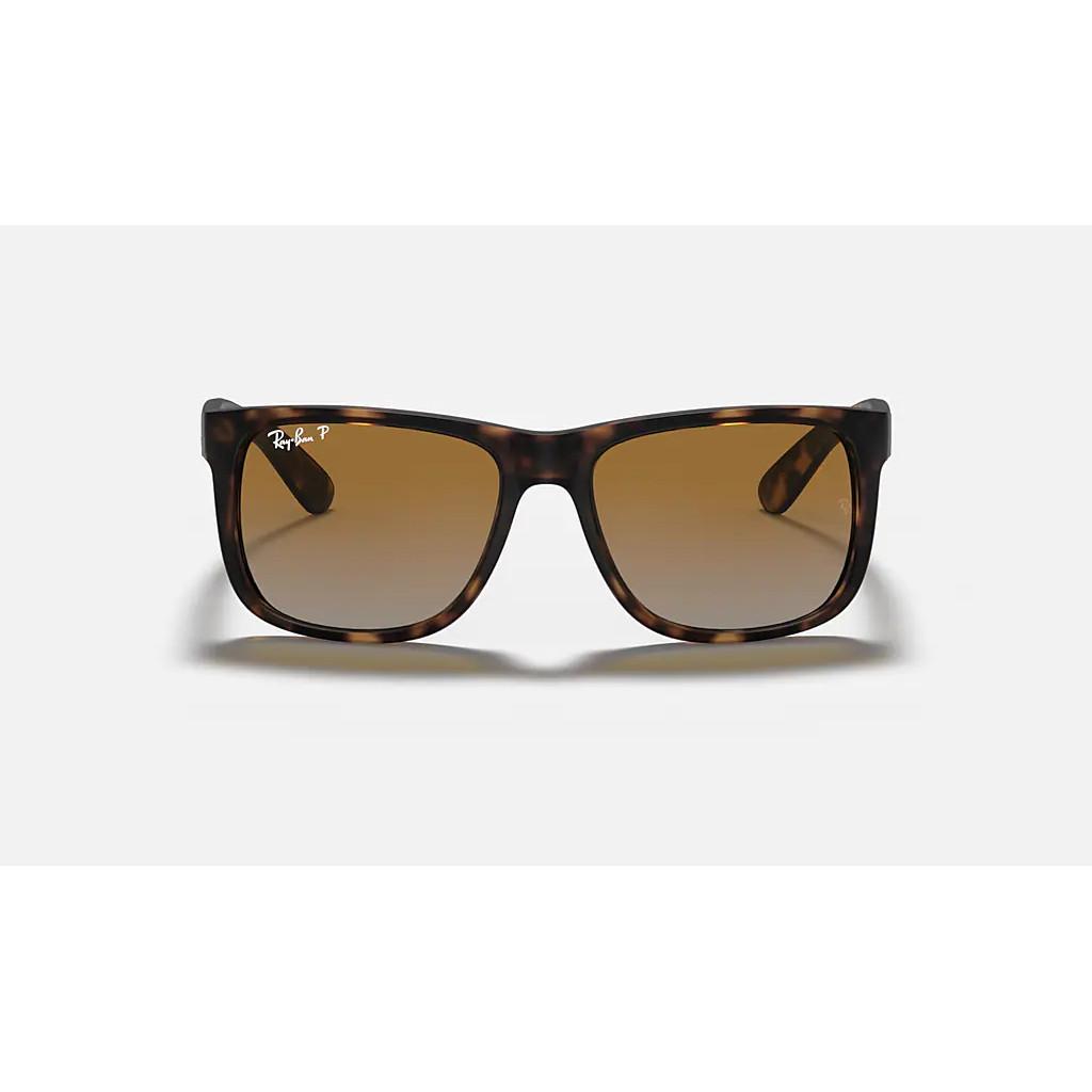 Ottico-Roggero-occhiale-sole-Ray-ban-Rb4165-brown-polar