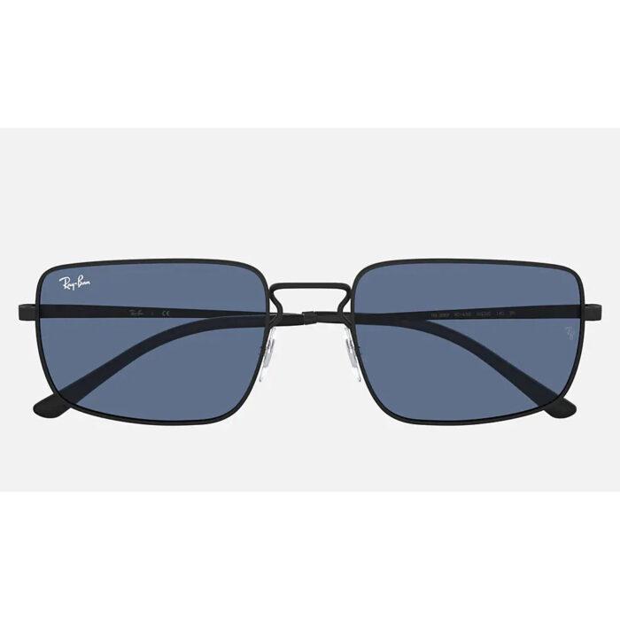 Ottico-Roggero-occhiale-sole-ray-ban-RB3669-black-front