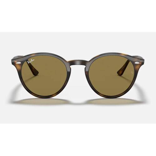 Ottico-Roggero-occhiale-sole-rayban-RB2180-brown-front