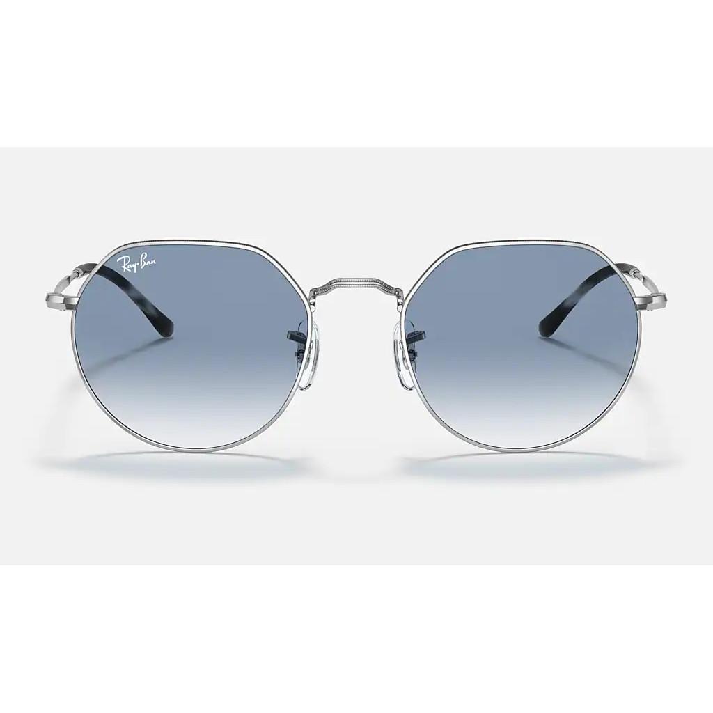 Ottico-Roggero-occhiale-vista-ray-ban-rb-3565-jack-0033f-silver-front