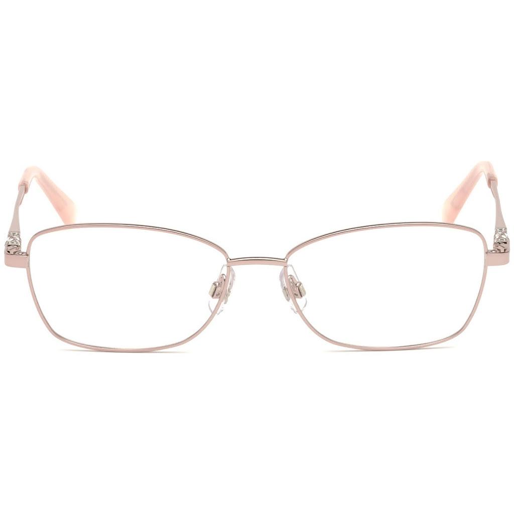 Ottico-Roggero-occhiale-vista-swarovski-glasses-SK5337-pink-