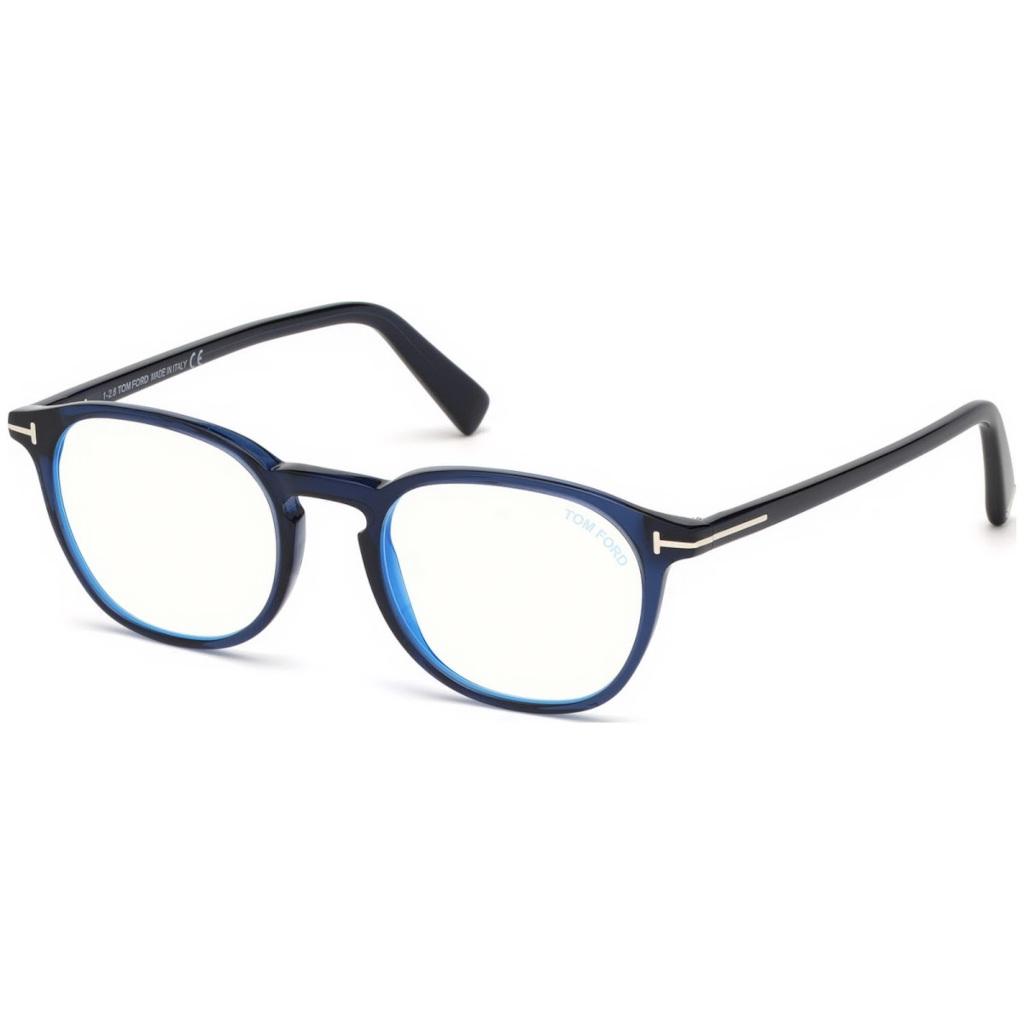 Ottico-Roggero-occhiale-vista-tom-ford-ft-5625-blu