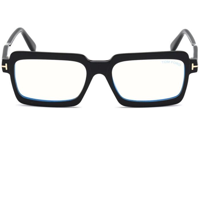 Ottico-Roggero-occhiale-vista-tom-ford-ft-5711-b-001-shiny-black-front