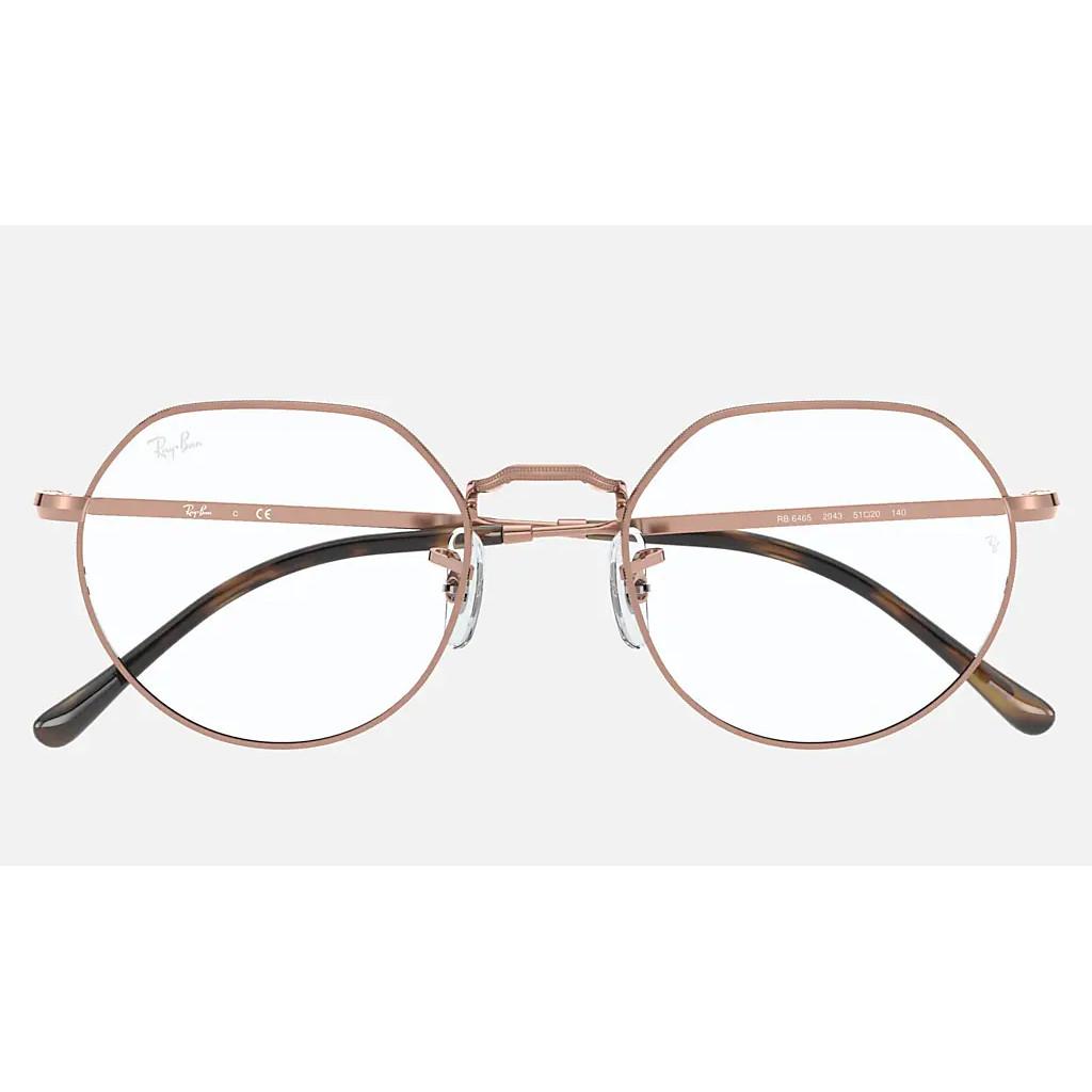 Ottico-Roggero-occhiale-VISTA-rayban-Jack-RX6465-rose