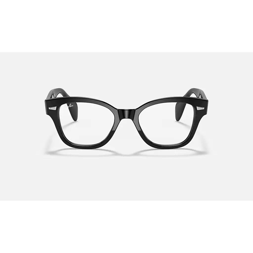 Ottico-Roggero-occhiale-VISTA-rayban-RX0880-black