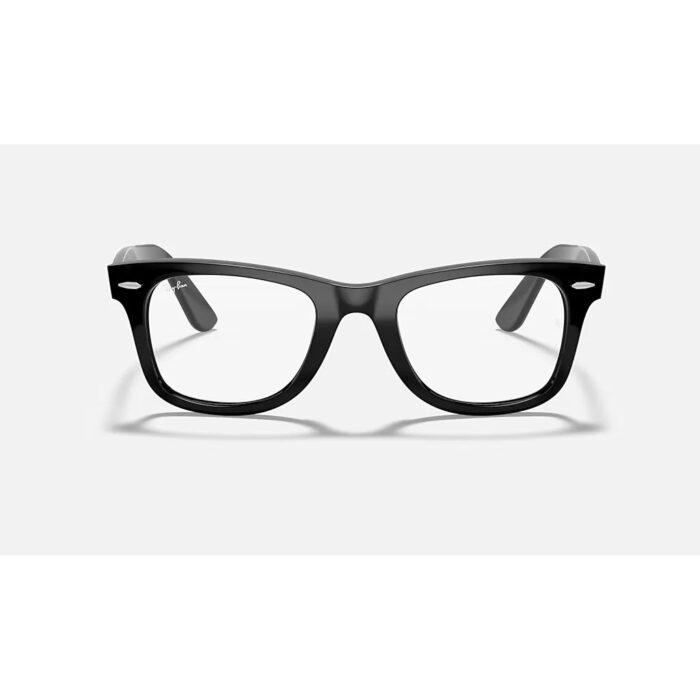 Ottico-Roggero-occhiale-VISTA-rayban-RX4340-BLACK-FRONT.