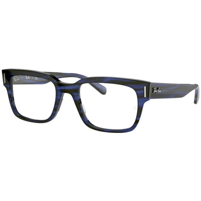 Ottico-Roggero-occhiale-VISTA-rayban-RX5388-jeffrey-blu