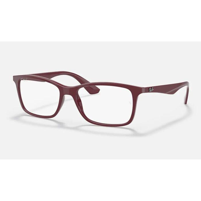 Ottico-Roggero-occhiale-VISTA-rayban-RX7047-red.