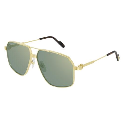 Ottico-Roggero-occhiale-sole-Cartier-CT-00270O-gold.