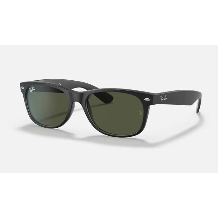 Ottico-Roggero-occhiale-sole-Ray-Ban-rb-2132-new-wayfarer-black