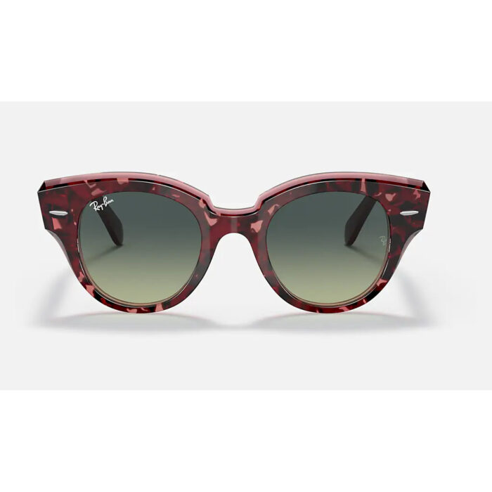 Ottico-Roggero-occhiale-sole-Ray-Ban-rb-2192-Tarta-fucsia-front