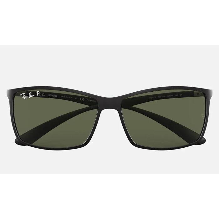 Ottico-Roggero-occhiale-sole-Ray-ban-RB4179-polarizzante-fron