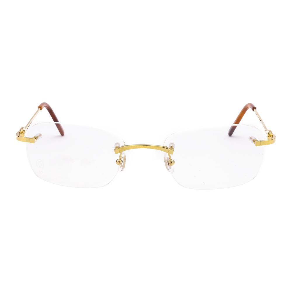 Ottico-Roggero-occhiale-vista-Cartier-CT-00050O-gold