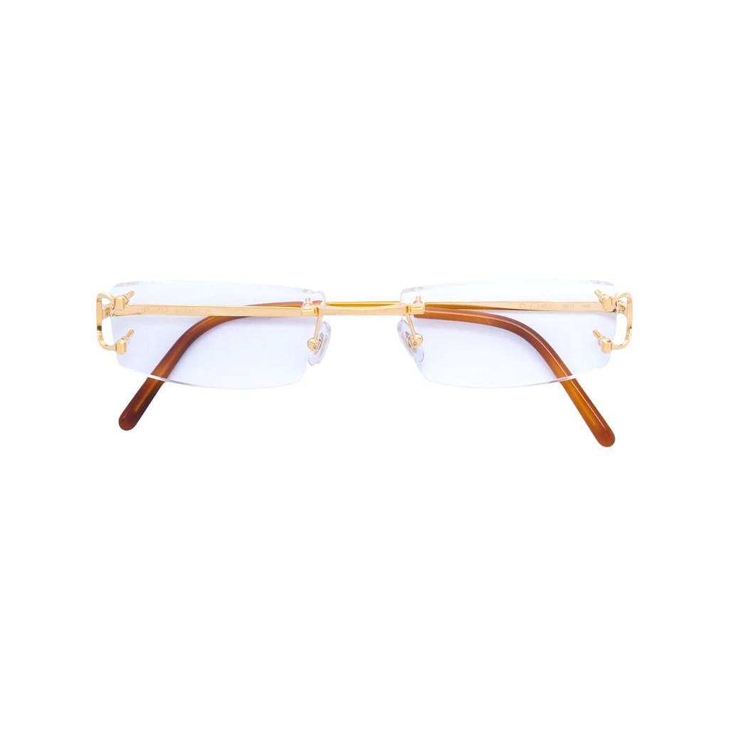 Ottico-Roggero-occhiale-vista-Cartier-CT-0092O-gold