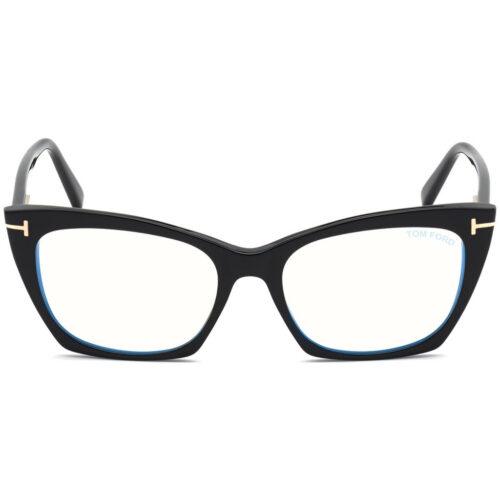 Ottico-Roggero-occhiale-vista-Tom-Ford-FT5709-black-fron