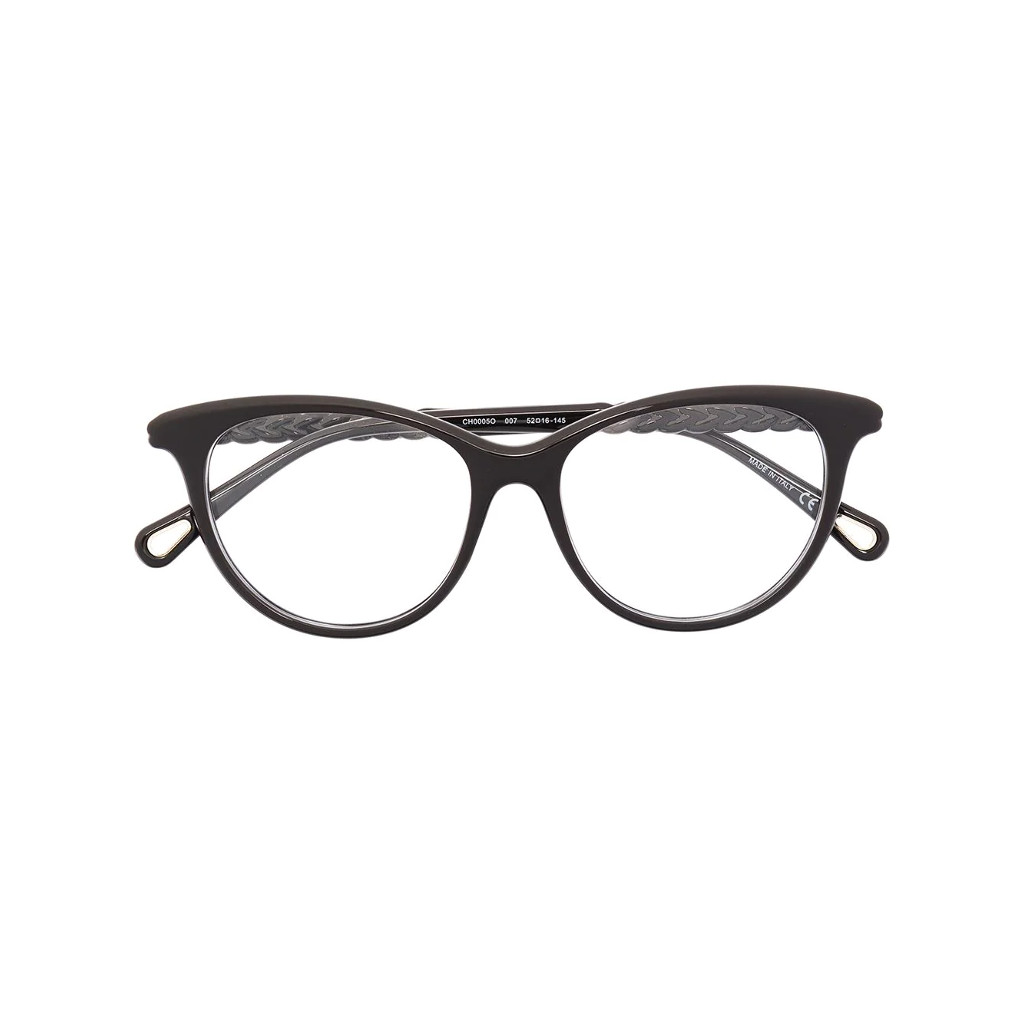 Ottico-Roggero-occhiale-vista-chloe-ch0005-black-front